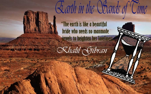 Earth in the Sands of Time
